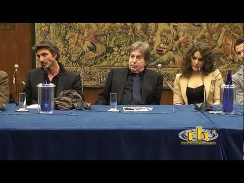 IL GENERALE DEI BRIGANTI - conferenza stampa - WWW.RBCASTING.COM
