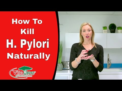 Natural Ways To Get Rid Of H Pylori Infection