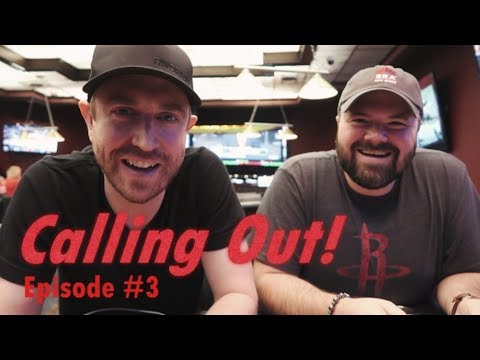 Calling Out! Ep3: Shot Taking and Facing HEAT!