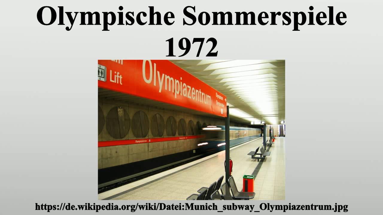 Olympische Sommerspiele