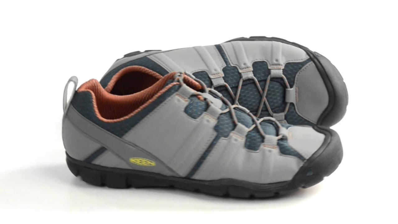 Keen Tunari Cnx Hiking Shoes Lightweight For Men Youtube