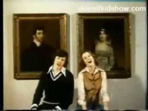 Detroit Institute Of Arts 1976 Commercial (You Gotta Have Art!)