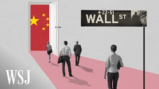 Wall Street Moves Into China, Despite Tech and Trade Battles | WSJ