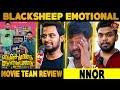 BlackSheep Team Emotion Speech At Rohini Cinemas | Rio Raj | RJ Vigneshkanth | #Nettv4u