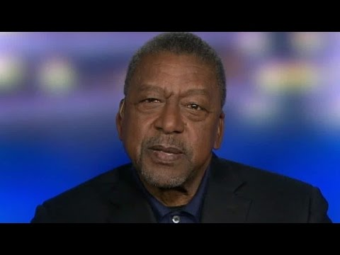 BET founder meets with Donald Trump