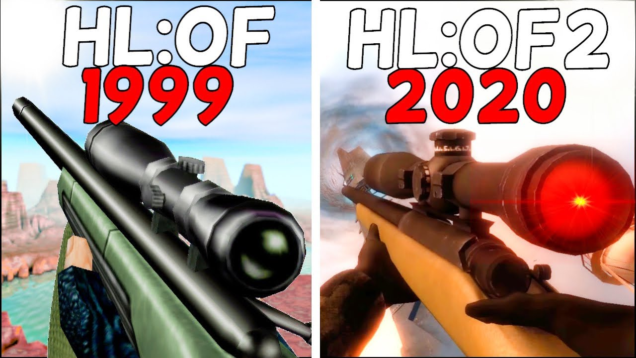 Download Opposing Force vs. Opposing Force 2 - Weapons Comparison 4K 60FPS