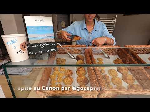Pepite Le Canon Cap Ferret, une sélection GOCAPFERRET