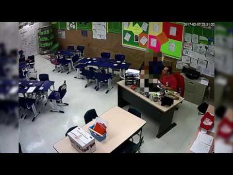 Boca Raton teacher kisses student while cameras roll  Miami Herald