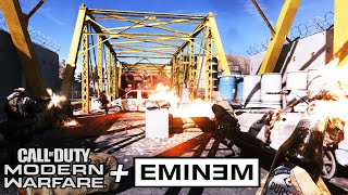 Modern Warfare Trailer But With Eminem