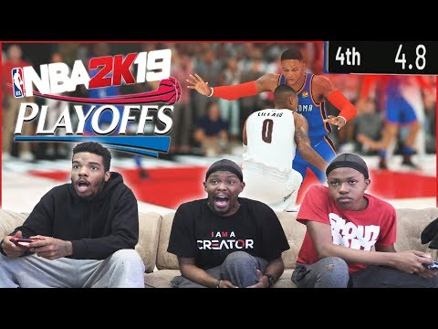 79ae4f95dfc 1 SECOND LEFT!! Juice Pulls Up For The Game Winner! Can He Be Clutch ...
