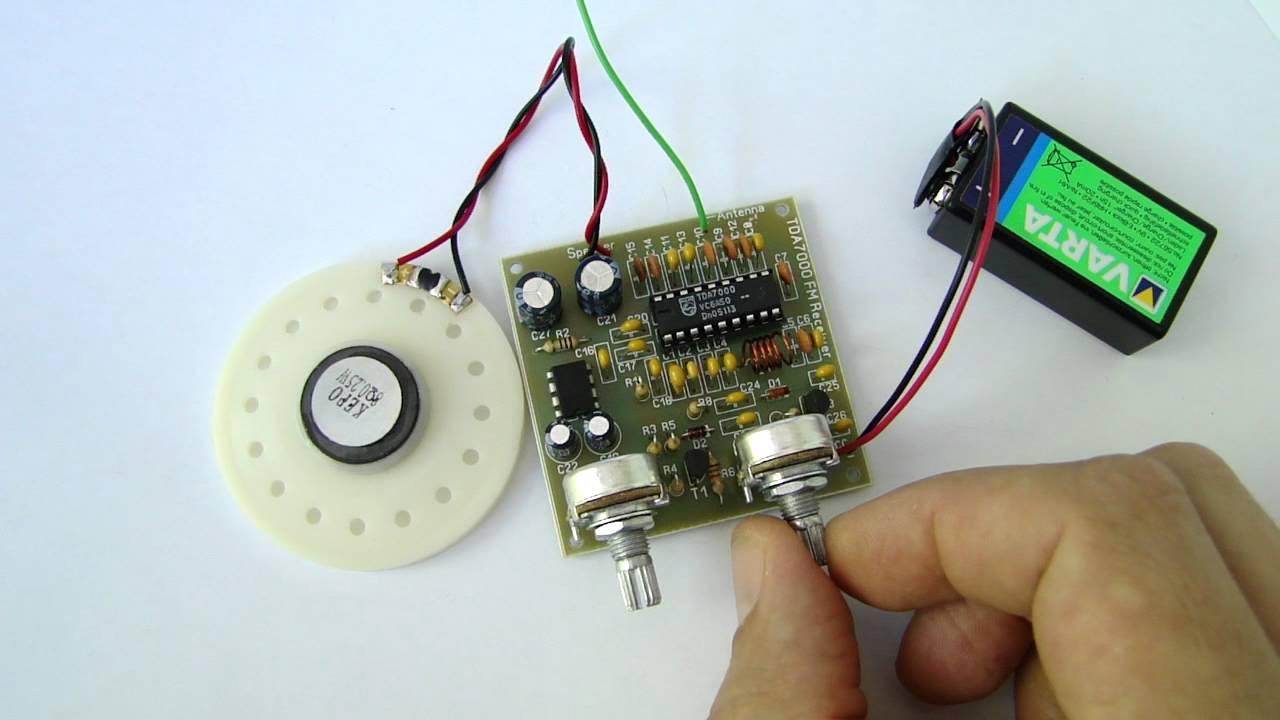 small resolution of circuit diagram of fm radio receiver