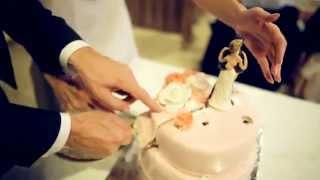 """Свадебный торт от кондитерской """"Квартет"""""""