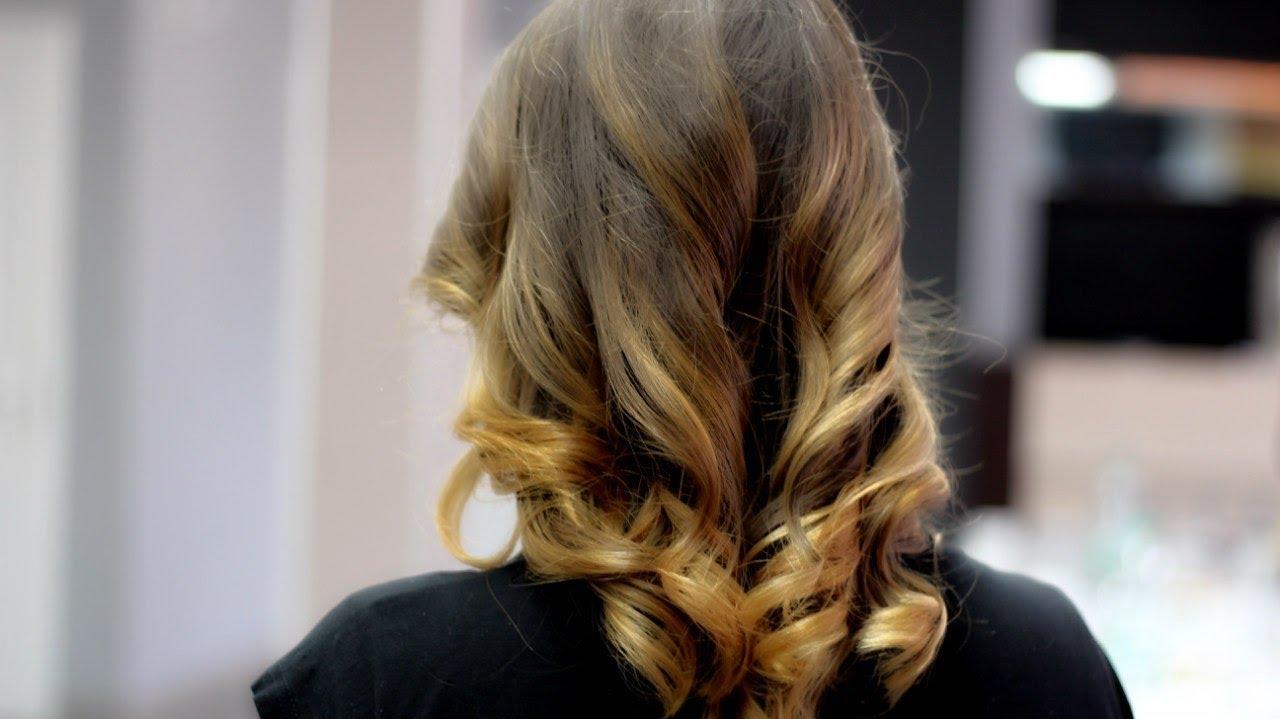 Мастер-класс видео окраска волос