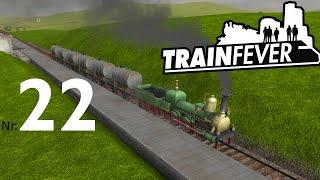 TRAIN FEVER - #22 - Öl und Gütertransport - Let's Play TrainFever BETA Gameplay Deutsch German