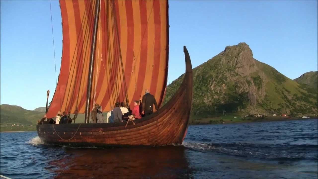 Arkeolog Temukan Kapal Penguburan Bangsa Viking Hanya 20 Inci dari Tanah