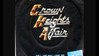 crown heights affair - you gave me love extended version by fggk