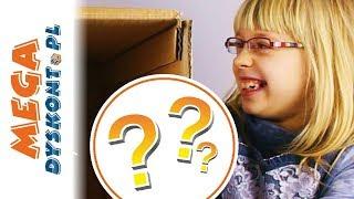 Karton Challenge • Co jest w pudełku? • gry dla dzieci