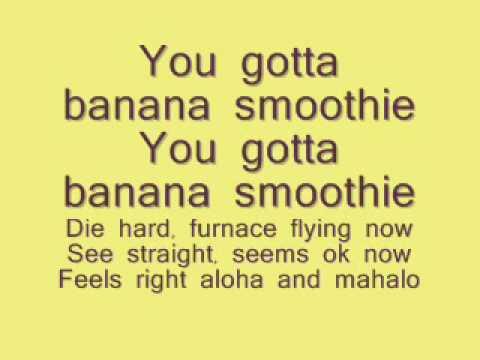 Naked Brothers Band- Banana Smoothie *with lyrics*