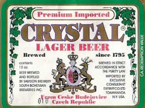 """Crystal Lager"" commercial"