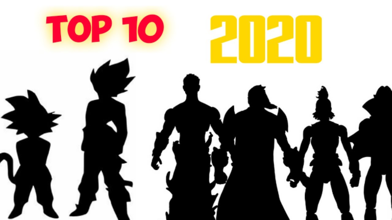 TOP 10 Action Figures of 2020