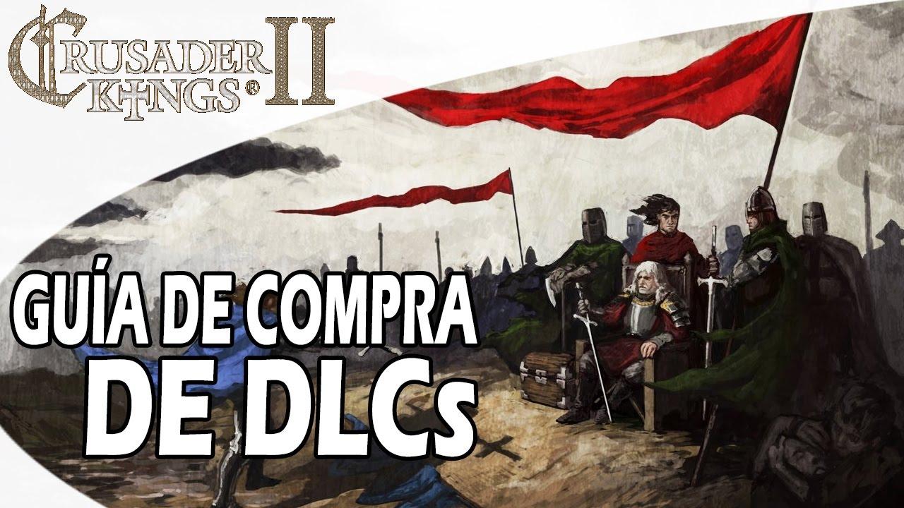 Crusader Kings II - Guía de Compra de DLCs