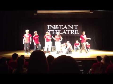 Saint Thomas High School Instant Theater