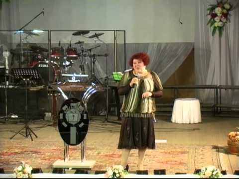 """""""Благая Весть"""" Черкассы 2011.09.11 Ромащенко Людмила"""