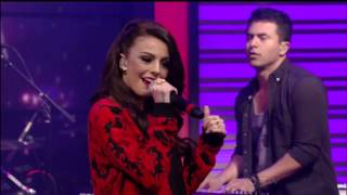 Cher Lloyd - I Wish Live with Kelly & Michael (10/15/13)