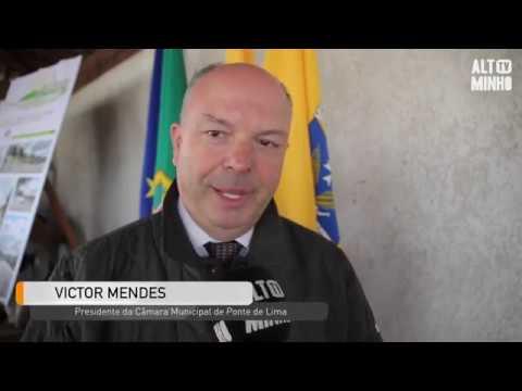 Inauguração obras de requalificação no Centro Cívico de Sandiães