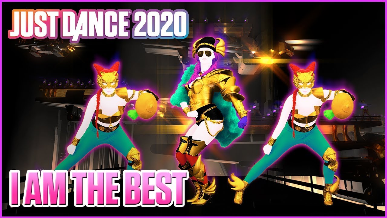 Best Of The Best 2020.Just Dance 2020 I Am The Best By 2ne1 Official Track Gameplay Us