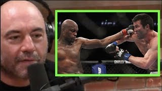 Joe Rogan Looks Back on Anderson Silva vs. Chael Sonnen