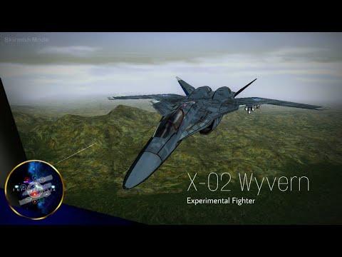 Vector Thrust - X-02 Wyvern Demo  