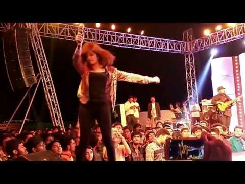 Shirley Setia Closer live at IIT indore 2017