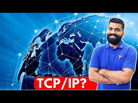 TCP/IP Explained - Backbone of your INTERNET