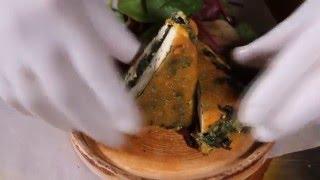 Сыр Тофу со шпинатом