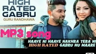 high-rated-gabru-mp3-song-nawabzaade-guru-randhawa