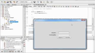 Tutorial de Java en Español | Como hacer una pantalla de Login y Como encriptar una contraseña