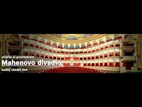 Letní prohlídky Národní divadlo Brno
