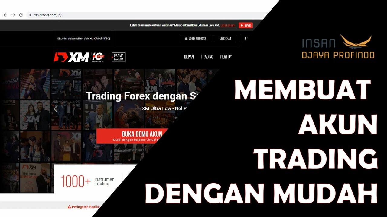 Cara membuka akun trading dengan OctaFX | OctaFX