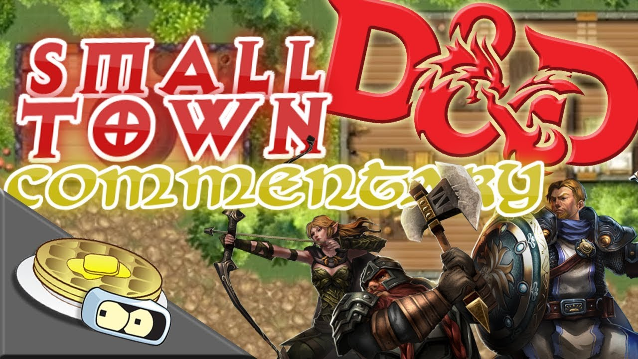 Small Town D&D Map Speed Development COMMENTARY | Dungeon Painter Studio  MAP CREATION TUTORIAL