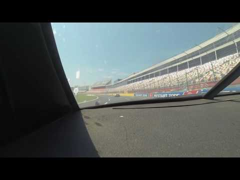 Randy Moulton NASCAR Experience Charlotte Motor Speedway
