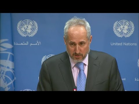 UNAMA condemns attacks in Afghanistan & other topics - Daily Briefing (30 April 2018)