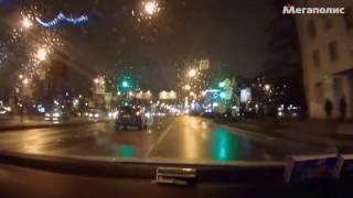 ДТП Питер  Шаумяна Заневский 21 12 2016  Car crash  Car accident