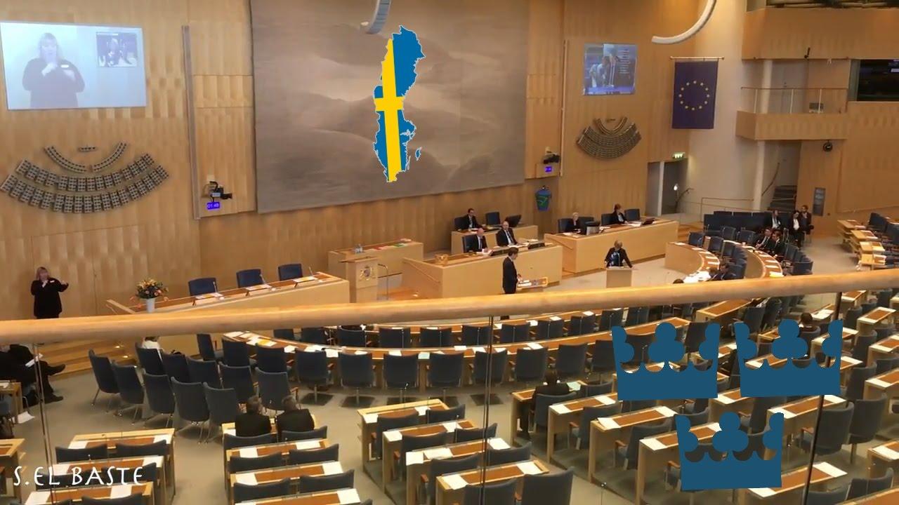 riksdag sweden