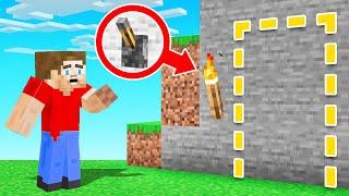 10 SECRET ENTRANCES You Will NEVER Find! (Minecraft)