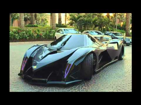 Devil 16 Car Wallpaper Supercar Devel Sixteen Built By The Dubai Company