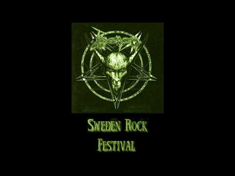 VENOM - Sweden Rock 2006