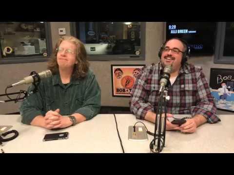 Nooner with Josh Arnold: Dean Metcalf, 2-1-2018