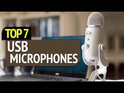 BEST USB MICROPHONES! (2020)