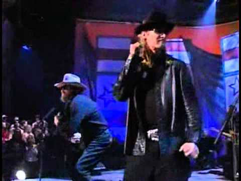 Hank Williams Jr and Kid Rock - Family Tradition
